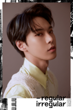 NCT 127 Doyoung Regular-Irregular photo 2