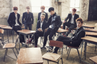BTS Skool Luv Affair group photo 1