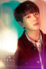 Hwang Chi Yeul Be Myself promo photo