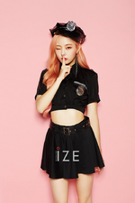PRISTIN V Eunwoo IZE Magazine June 2018 photo 4