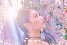 Lovelyz Lee Mi Joo Sanctuary concept photo 2