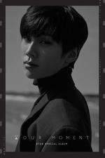BTOB Jung Ilhoon Hour Moment promo photo 2