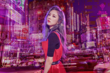 Dreamcatcher Yoohyeon Alone In The City promo photo