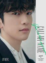 GOT7 Jinyoung Call My Name teaser photo 2