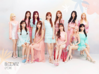 IZONE Bloom IZ group concept photo 1