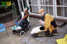 ENOi Dojin & J-Kid Bloom duo promo photo
