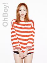 TWICE Mina Oh Boy promo
