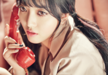 AOA Chanmi Angel's Knock photo