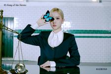 GFRIEND Eunha Song of the Sirens concept photo 3