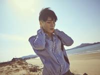 JBJ Kim Sang Gyun New Moon promo photo