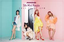 MAMAMOO Purple teaser image
