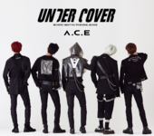 A.C.E Under Cover Because I Want You To Be Mine, Be Mine group concept photo 4