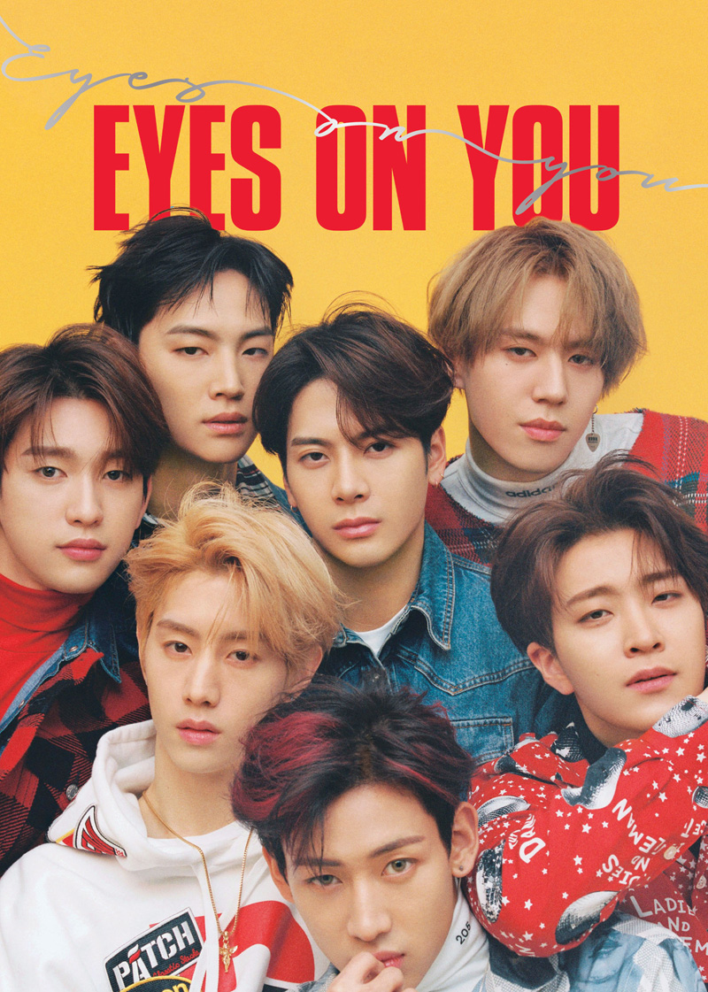 Image result for got7 eyes on you