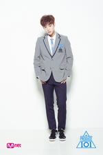Park Ji Hoon Produce 101 Promo 1