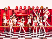 Girls' Generation Oh! Japanese promotional photo