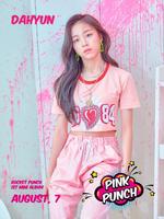 Rocket Punch Dahyun Pink Punch teaser photo