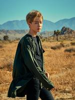 SF9 Jae Yoon Knights of the Sun promo photo