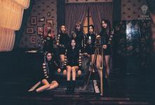 Dreamcatcher Nightmare · Escape the ERA group promo photo Outisde ver