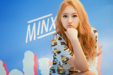 MINX Siyeon Why Did You Come To My Home promotional photo