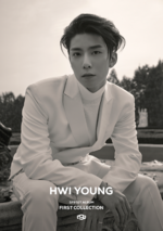 SF9 Hwi Young First Collection concept photo 2