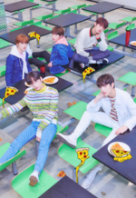 TXT The Dream Chapter Star group concept photo 1