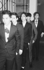WINNER 2014 SS group photo