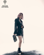 Dreamcatcher Dami Alone In The City promo photo (2)