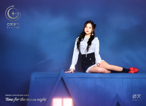 GFRIEND Umji Time for the Moon Night promo photo