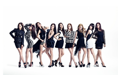 Girls' Generation The Best promotional photo
