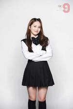 MIXNINE Kim Yunji promo photo 1
