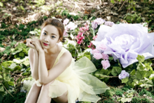 April Hyunjoo Spring promotional photo