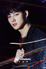GOT7 JB Spinning Top Between Security & Insecurity concept photo 3