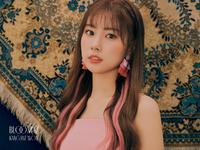 IZONE Kang Hye Won Bloom IZ unreleased concept photo 2