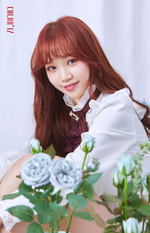 IZONE Kim Chae Won COLORIZ official photo 3