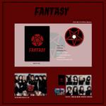 PinkFantasy Fantasy album packaging