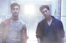 TVXQ! Road group promo photo
