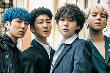 WINNER Everyd4y group promo photo