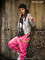 2NE1 Dara Fire promo photo 2