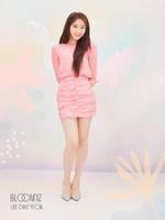IZONE Lee Chae Yeon Bloom IZ concept photo 1