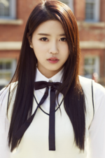 Lovelyz Lee Mi Joo Girls' Invasion concept photo