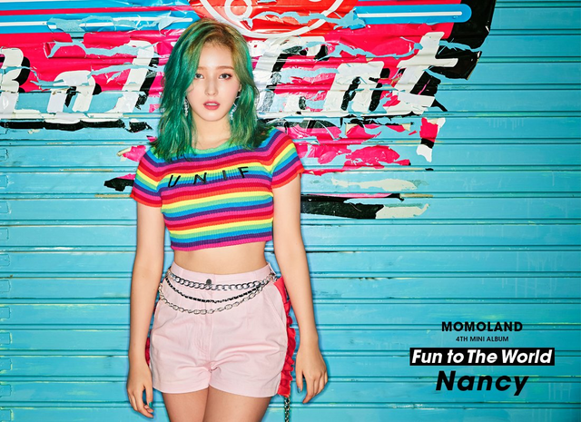 Image - MOMOLAND Nancy Fun To The World promo photo.png