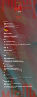 Stray Kids Clé 1 Miroh tracklist