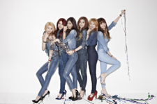 Hello Venus Sticky Sticky group