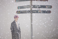 NCT U Doyoung STATION X 4 LOVEs for Winter Part.2 teaser photo