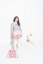 Produce 101 Kang Sihyeon promo photo 4