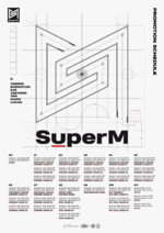 SuperM SuperM promotion scheduler
