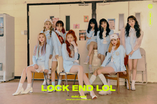 Weki Meki Lock End LOL group concept photo 1