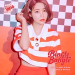 AOA Yuna Bingle Bangle promo photo play ver