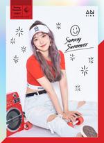 GFRIEND SinB Sunny Summer Concept Photo 2