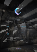 ONEUS Light Us track list